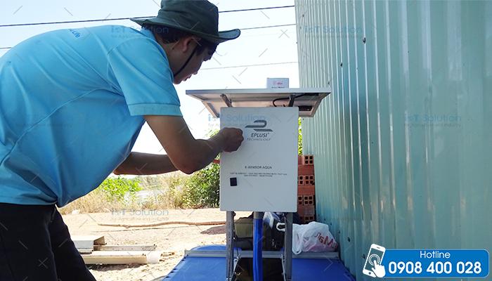 Đánh giá chất lượng nước nuôi trồng thủy sản