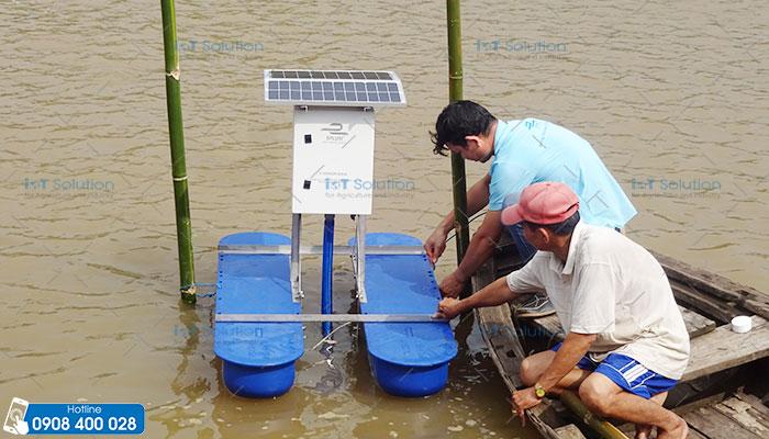 Quản lý môi trường ao nuôi thủy sản