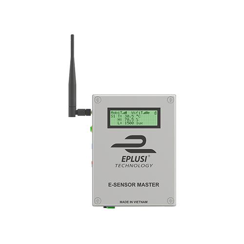 Thiết bị trung tâm E-Sensor Master (Giám sát và cảnh báo)